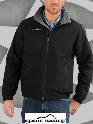 Eddie Bauer® Fleece-Lined Jacket