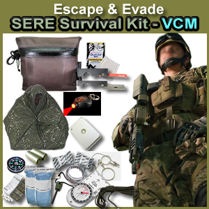 Escape & Evade SERE Survival Kit - VCM - EESERE-VCM