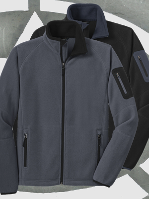 Port Authority® Enhanced Value Fleece Full-Zip Jacket - F229