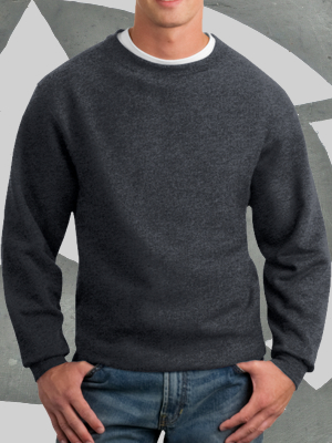 Sport-Tek Super Heavyweight Crewneck Sweatshirt - F280