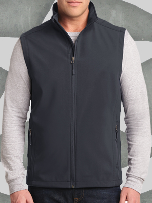Port Authority® Core Soft Shell Vest - J325
