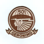 501st Geronimo Patch (Desert) - Item Number: P-12800D