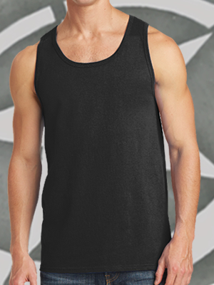 Port & Company® Core Cotton Tank Top - PC54TT