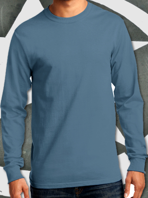 Port & Company Essential Long Sleeve T