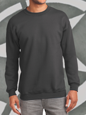 Port & Company® TALL Crewneck Sweatshirt. - PC09T-TALL