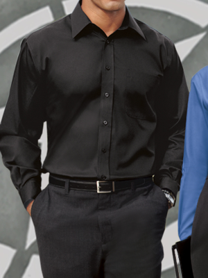 Port Authority® Long Sleeve Non-Iron Twill Shirt