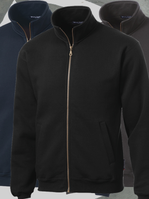 Sport-Tek Full-Zip Sweatshirt - ST259