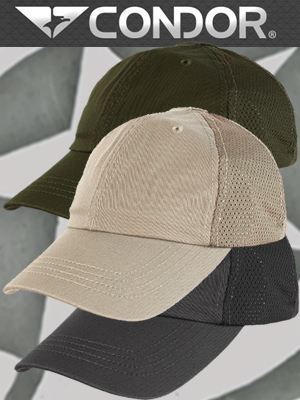 Condor Mesh Team Tactical Cap